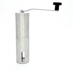 Stainless Steel Manual Coffee Grinder Detachable Easy to Assemble Coffee Machine Portable Coffee Mill