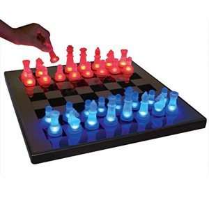 LED Chess Set