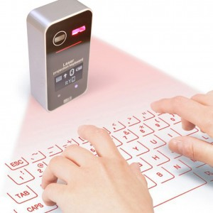 Laster Projection  KeyBoard (With mouse function)