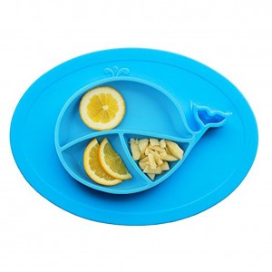 Silicone Placemat For Food, Silicone Mini Mat - Children's Placemat