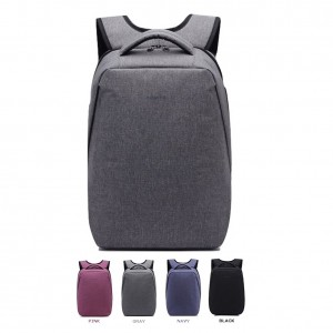 Anti-theft Everyday Backpack with Luminous bar